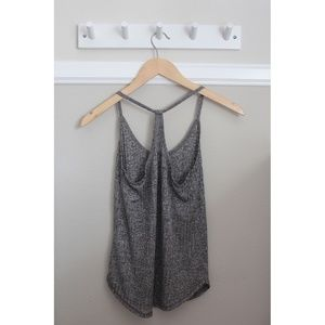Abercrombie & Fitch - Silver Tank Top